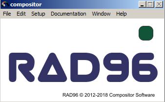Неавтономная система RAD96