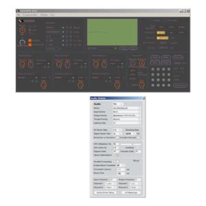 SASER SAS24P3L ver. 1.1.3 cpu utilization