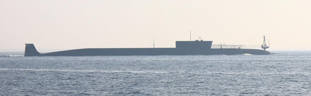 K-535 Юрий Долгорукий